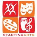 Starting Arts logo